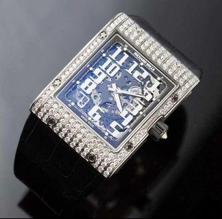 Richard Mille RM 16 18 ct. White Gold Original Factory Diamonds
