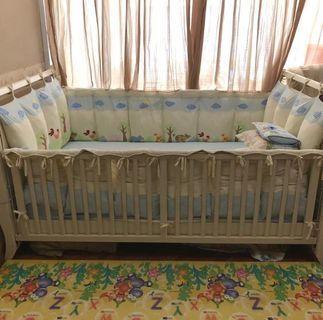 BABY BELLE VICTORIA 120x200
