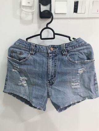 Stylish Denim Shorts