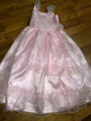 🚚 Girls Dress pink