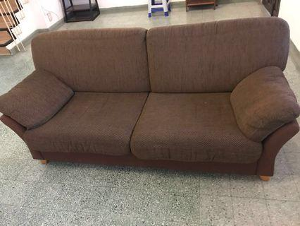 🚚 3seater Sofa