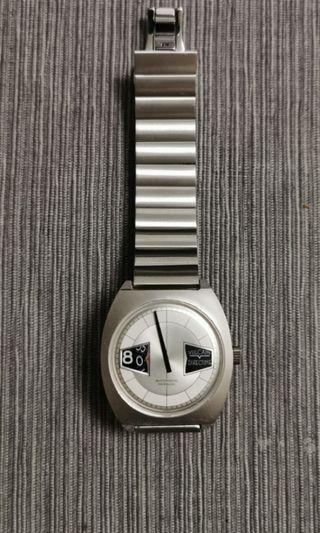 Jump hour watch / 機械跳字錶(自動上鏈)