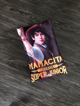 Super junior Kyuhyun Mamacita Pillow