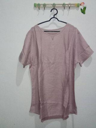 Baju/kaos/blouse pink