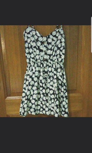 [CLEARANCE] Floral Romper Dress