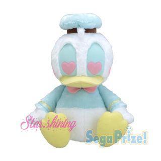 日版心眼唐老鴨公仔 迪士尼 Disney Donald Duck Plushie