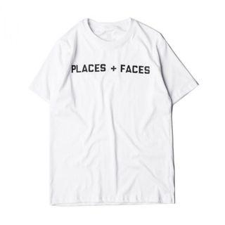 Places and faces tee