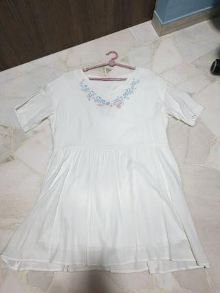 [CLEARANCE] PAZZO Alice in Wonderland Inspired Dress
