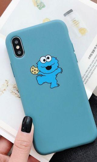 🚚 INSTOCK Cookie monster phone case