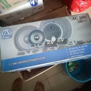 Ample audio 2 way speakers
