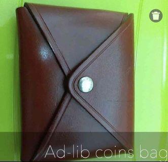 Ad-lib coins bag