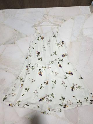 [CLEARANCE] Floral Romper