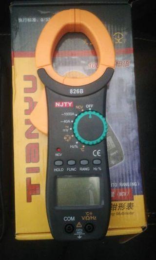 Clamp multimeter hp 0102038664