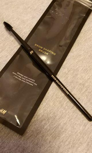 H&M eyebrow shaping brush
