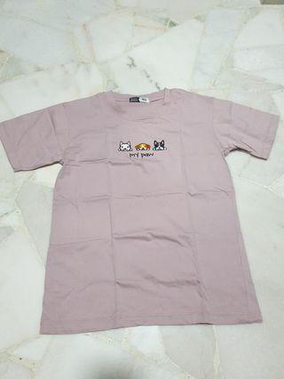 [CLEARANCE] BN Cute Pink T Shirt