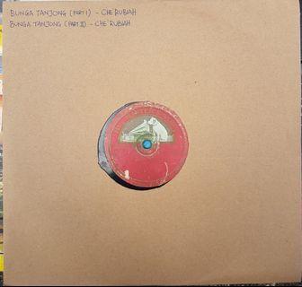 BUNGA TANJONG - Che' Rubiah - Gramophone (Piring Batu)