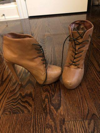 Aldo Boot Heels For Sale