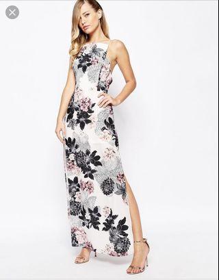 Keepsake the Label Restless Heart Maxi Dress