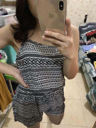 Jumpsuit Tribal