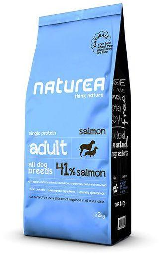 CC Pet Naturea 成犬乾糧 - 三文魚配方 2kg