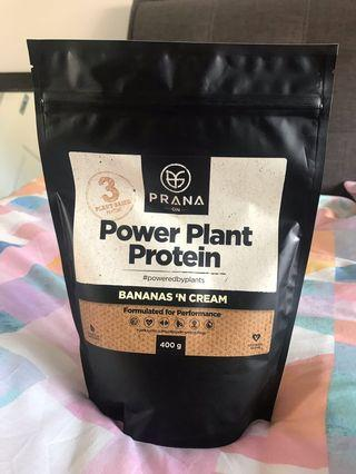 PRANA ON POWER PLANT PROTEIN