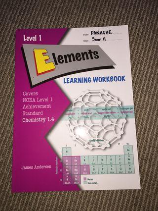 Year 11 chem revision book