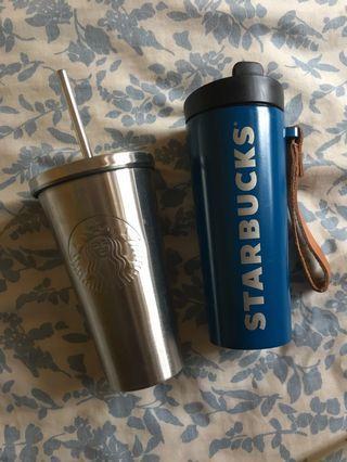 Starbucks mugs x 2 take all