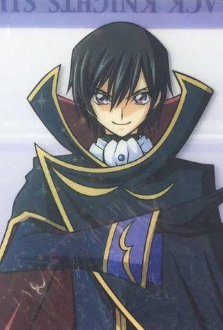 WTS Official Code Geass Lelouch of the Rebellion Mini Files