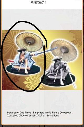 預售 海賊王 路飛 figure one piece