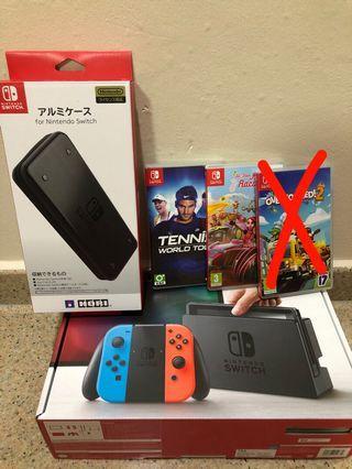 Nintendo Switch Console (Brand New)