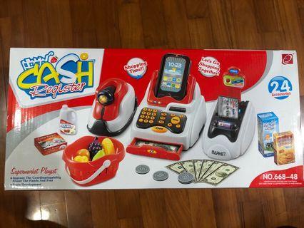 🚚 Children Supermarket Cashier playset