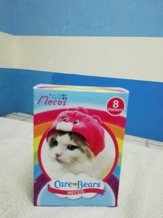 🚚 熊造型寵物貓帽