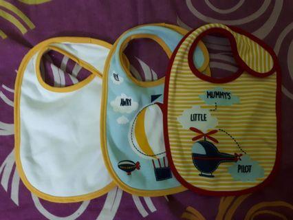 Mothercare Baby Bibs