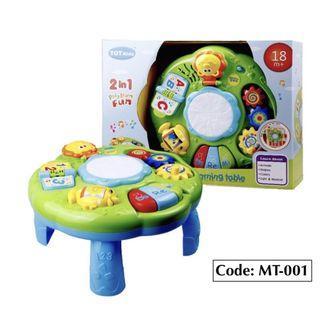 Children Interactive Activity Table