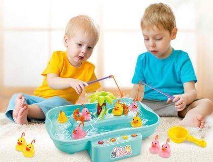 🚚 Children Fishing playset