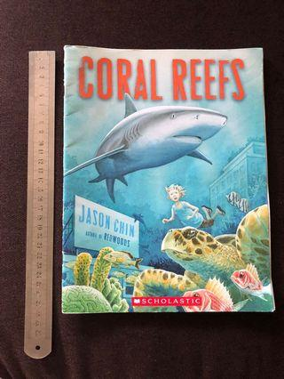🚚 Coral reefs