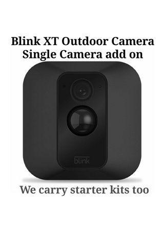 Blink XT Outdoor smart camera water proof Single Camera add on