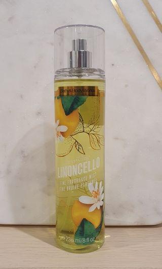 Bath & Body Works Limoncello Fragrance