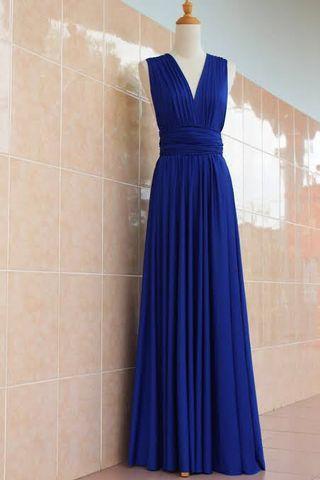 Long dress (infinity)