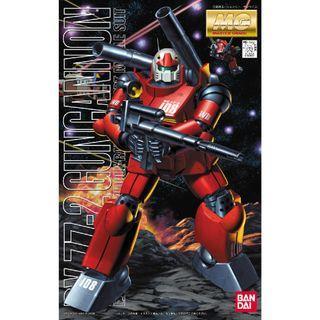 Gundam - MG 1/100 RX-77-2 Guncannon