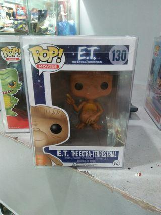 Funko pop marvel legends e.t
