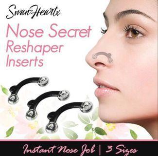 🚚 Nose shaper