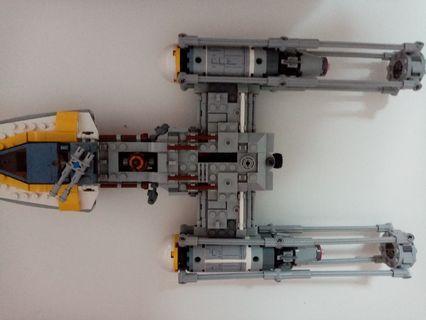 Lego set as shown