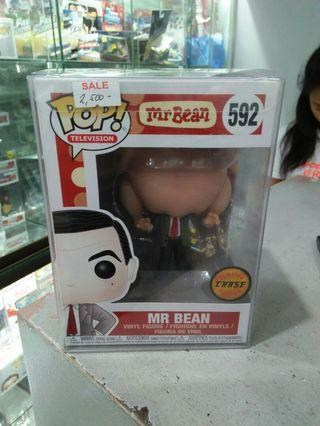 Funko pop chase mr. Bean