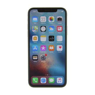 US$759.99 Apple iPhone X, Fully Unlocked, 256GB - Silver (Renewed). Product works and looks like new. Backed by the 90-day Amazon Renewed Guarantee. Click the link to learn more about it: https://tinyurl.com/yxfx8nfc