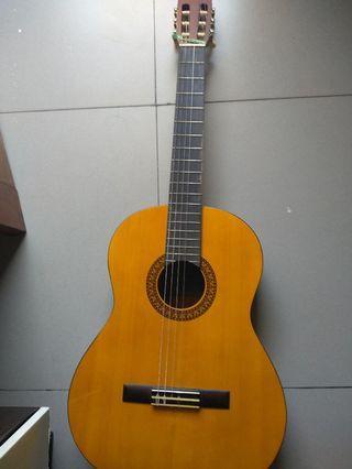 Jual gitar yamaha C315 mulus bonus sarung