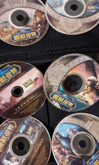 🚚 30片遊戲光碟 1500元