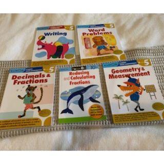 Kumon Publishing Grade 5 - Math & English Skills