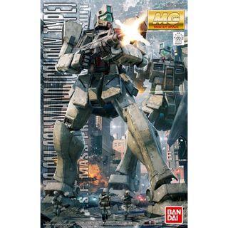 Gundam 0080 - MG 1/100 RGM-79G GM Command (Colony Type)