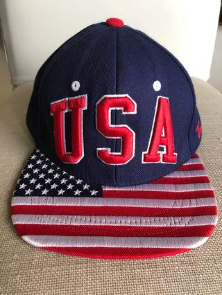 """🚚 """"USA"""" sports hat by Zephyr"""